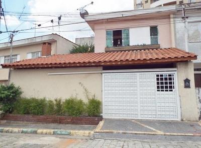 Selecione Residencial À Venda, Vila Milton, Guarulhos. - Ca0141