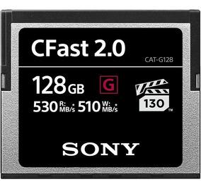 Memória Sony Cfast 2.0 128gb Lacrado