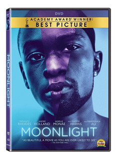 Moonlight Dvd [original, Subtitulada, Nueva]