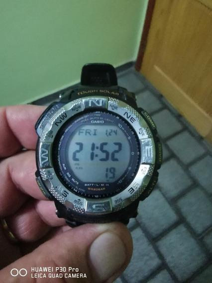 Relógio Casio Protrek Prg-260 Solar G Shock!!!