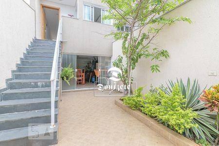 Sobrado Com 3 Dormitórios À Venda, 210 M² Por R$ 1.000.000,00 - Vila Scarpelli - Santo André/sp - So3082