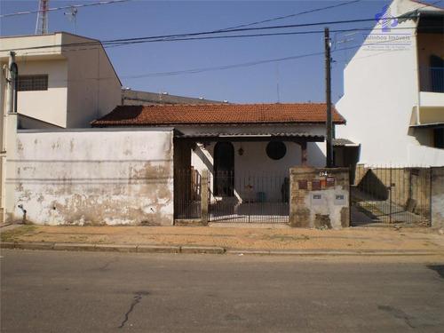 Casa Residencial À Venda, Vila Pagano, Valinhos - Ca0024. - Ca0024