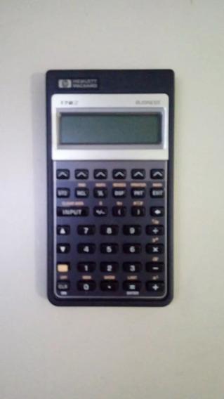Calculadora Financiera Hp 17b Ii