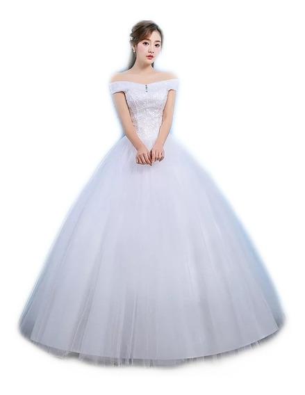 Vestido De Noiva Ou Debutante Princesa