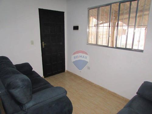 Casa Com 1 Dormitório À Venda, 60 M² Por R$ 100.000,00 - Jardim Bananal - Guarulhos/sp - Ca0024
