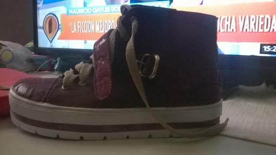 Zapatillas Botas