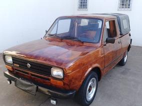 Fiat 147 Pick Up Saboneteira Caçamba Curta