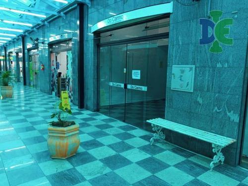 Sala Para Alugar, 22 M² Por R$ 750/mês - Centro - Jacareí/sp - Sa0043