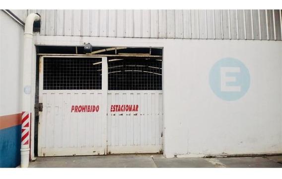 Deposito En Avenida- San Miguel 300 M2