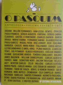Livro O Pasquim - Antologia - Volume 2 (1972-1973)