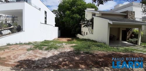 Imagem 1 de 15 de Terreno Em Condomínio - Condomínio Reserva Colonial - Sp - 634248