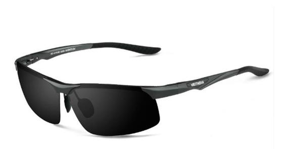 Óculos De Sol Polarizado Uv400 Veithdia 6529 Original