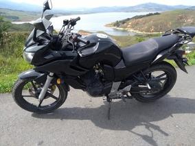 Motocicleta Yamaha Fz16 Fazer Modelo 2011 Negociable