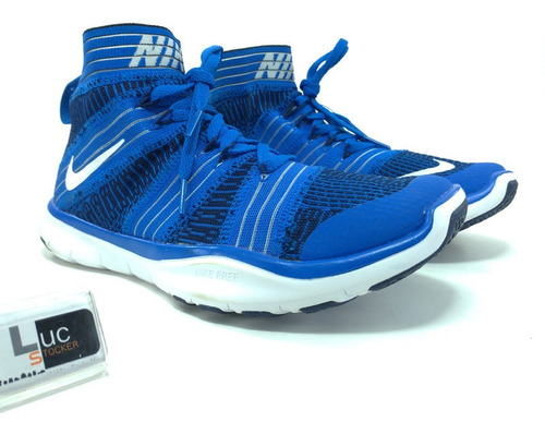 Tênis Nike Training Mid Azul