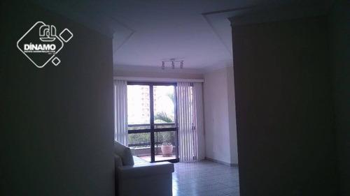 Apartamento Com 3 Dormitórios À Venda, 132 M² Por R$ 480.000,00 - Vila Seixas - Ribeirão Preto/sp - Ap0135