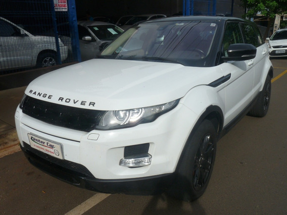 Land Rover / Evoque 2.0 Si4 4wd Pure Tech