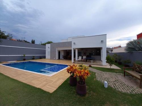 Chácara Com 4 Dormitórios À Venda, 850 M² Por R$ 1.650.000,00 - Residencial Dos Lagos - Itupeva/sp - Ch0204