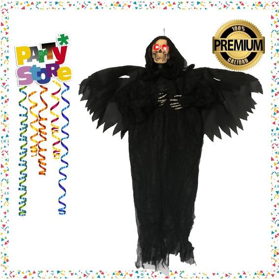 Party Store - Angel De La Muerte Luminoso Led Halloween