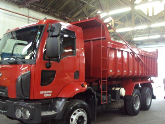2629 Cargo 6x4 2014