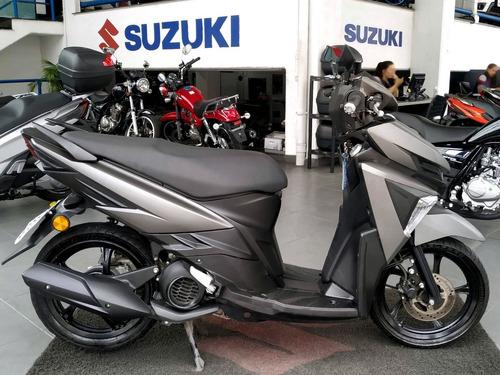 Yamaha Neo 125 2020 Cinza