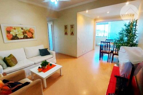 Imagem 1 de 9 de Apartamento Com 2 Quartos Mobiliado No Barra Bali Light - Pronto Para Morar - Ap0084