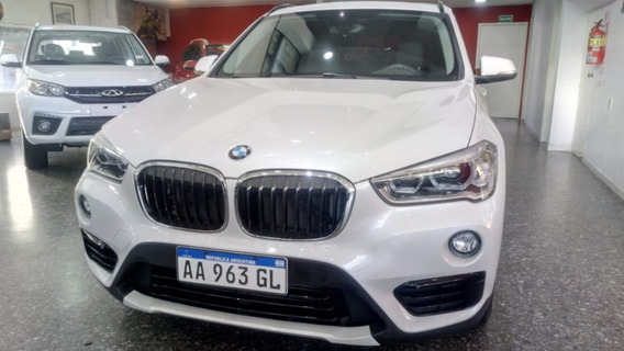 Bmw X1 2.0 T Sdrive Sport Full At