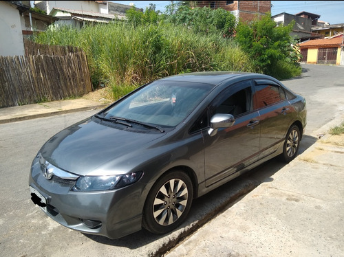 Imagem 1 de 4 de Honda Civic 2010 1.8 Lxl Flex 4p