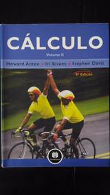 Livro Cálculo Volume Ii 8ª Ed Howard Anton
