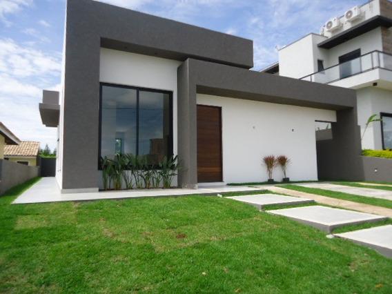 Casa Térrea Condomínio Terras De Atibaia Ca-416
