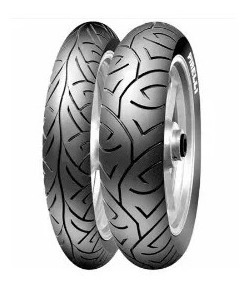 Cubierta Pirelli Sport Demon 100/90-19 M/c 57v Tl Fr