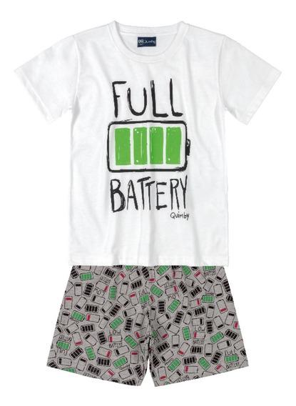 Pijama Família Quimby