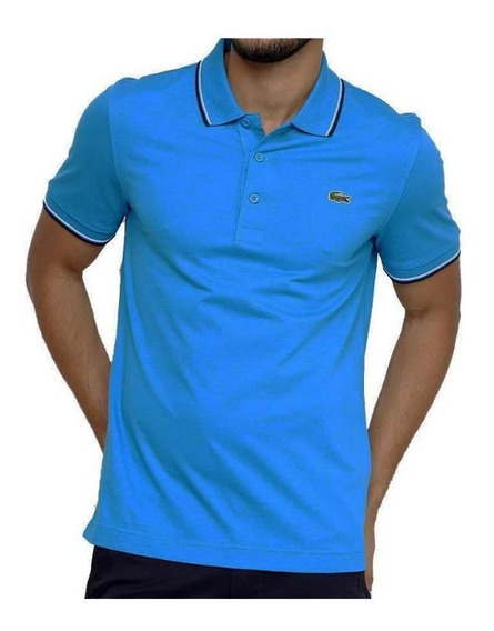 Camisa Polo Lacoste Masculina Yh790021-a3g