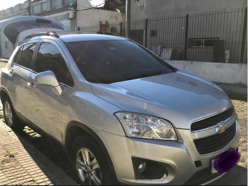 Chevrolet Tracker 2014 1.8 Ltz Fwd Mt 140cv