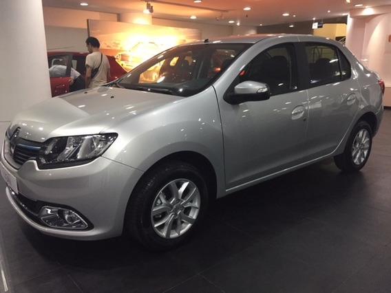 Renault Logan 1.6 16 V Intens Manual 2020 Excelente Tasa Os)
