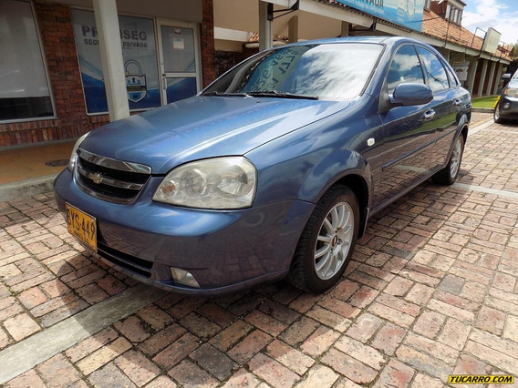 Chevrolet Optra Limited 1.8cc At Aa
