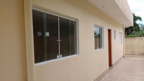 Casa No Bairro Savoy, Em Itanhaém, Ref. C0671 L C