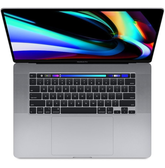 Macbook Pro 2019 16pol 2.3 I9 16gb Ssd 1tb
