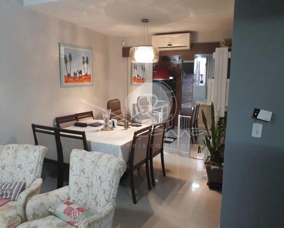 Casa Em Condomínio Fechado Para Venda No Santa Cândida. Imobiliária Em Campinas. - Ca00848 - 68133665