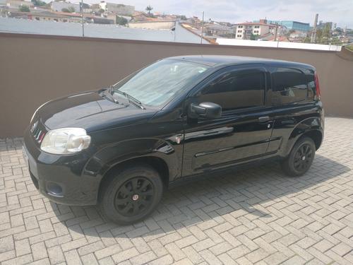 Imagem 1 de 9 de Fiat Uno 2013 1.0 Vivace Flex 3p