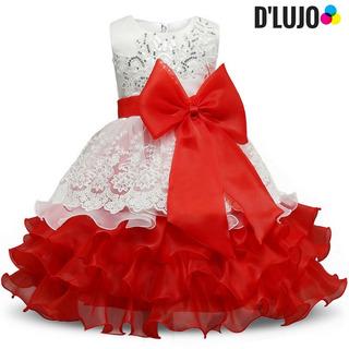 Vestido Rojo Para Niña En Mercado Libre Colombia