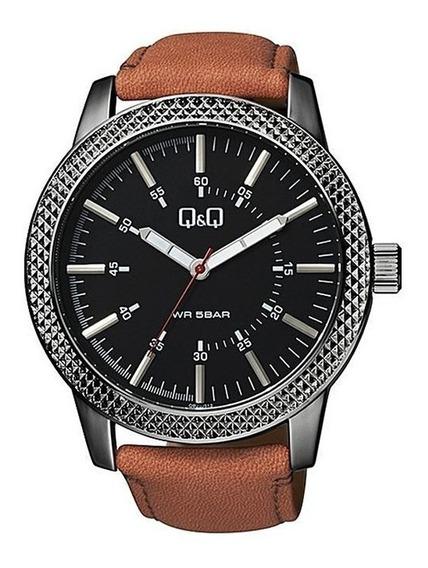Relógio Q&q By Japan Masculino Qb20j512y C/ Garantia E Nf