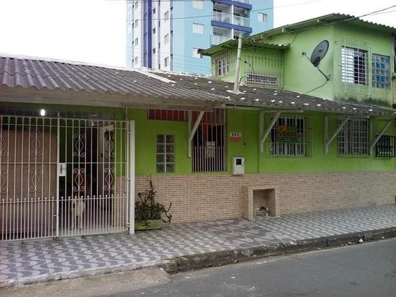 Casas 1 Quarto Para Venda Em Praia Grande, Caiçara, 1 Dormitório, 1 Banheiro, 1 Vaga - 419