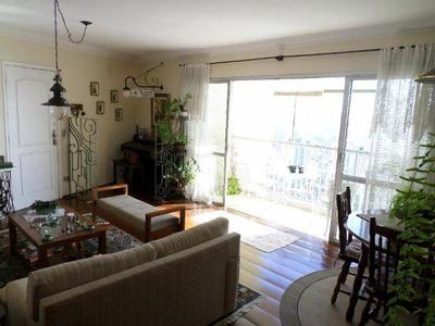 Apartamento Em Morumbi, São Paulo/sp De 108m² 3 Quartos À Venda Por R$ 580.000,00 - Ap190275