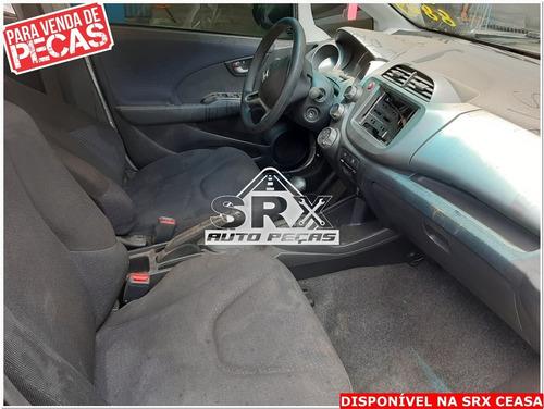 Sucata Honda Fit 1.4 Dx Flex Automático 2011 Peças