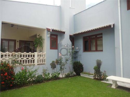 Casa Residencial Para Venda E Locação, Condominio Estancia Paraiso, Campinas - Ca0404