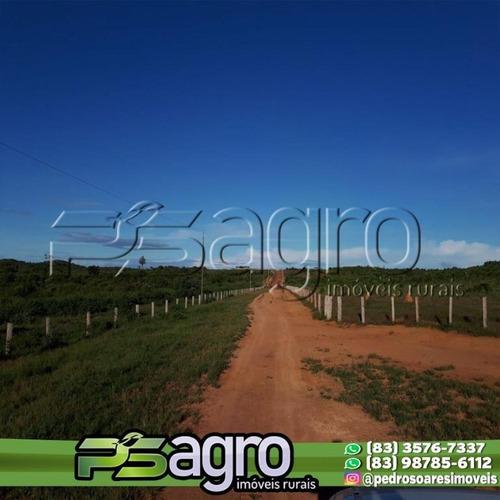 Imagem 1 de 4 de Fazenda À Venda, 14500 Hectares Por R$ 60.000.000 - Zona Rural - Marcelândia/mt - Fa0137