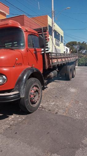 Imagem 1 de 7 de Mercedes Benz  Mb 1519 Truck