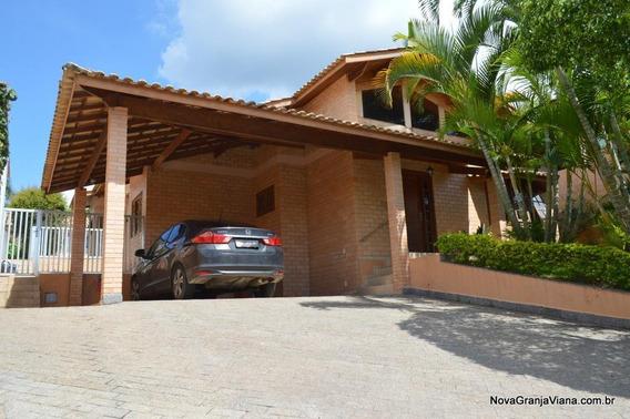 Casa À Venda, 265 M² Por R$ 1.100.000,00 - Nova Higienópolis - Jandira/sp - Ca1822