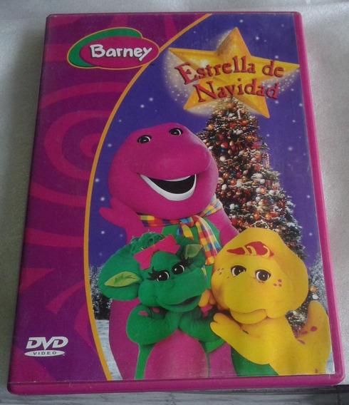 Barney Estrella De Navidad Dvd