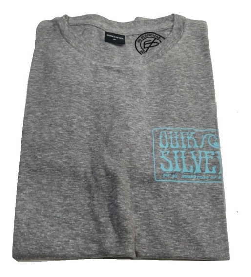 Remera Quiksilver Surf Purveyors (talle Niños)